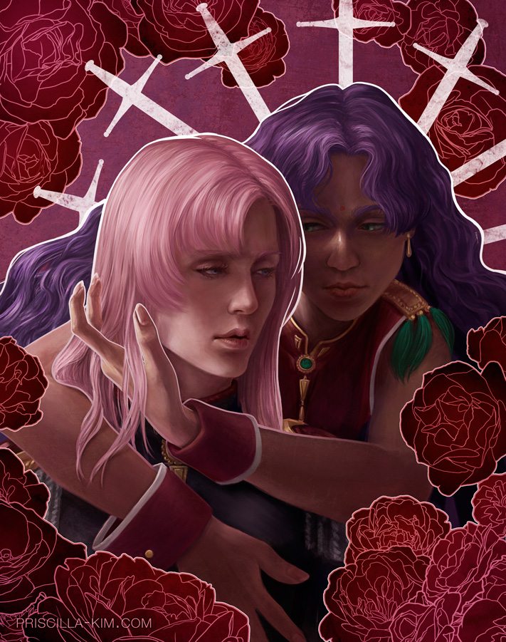 Revolutionary Girl Utena: Sinister Embrace by PriscillaKim