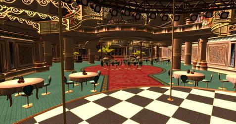 DoA X2 Casino scene by Chrissy-Tee