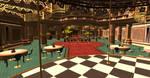 DoA X2 Casino scene