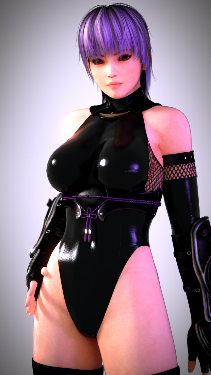Ayane Material Test 02 by Chrissy-Tee