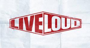 LiveLoud logo by vsMJ
