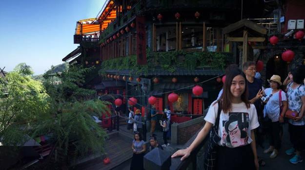 Jiufen Tea House (A-Mei Tea House) - Taipei