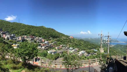 Jiufen - Taipeh (Taiwan)