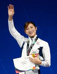 'Swim Queen' Rikako Ikee