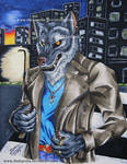 Jacket Wolf