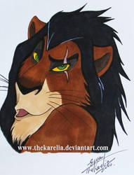 Scar by TheKarelia