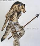 Striped Hyena_WIP