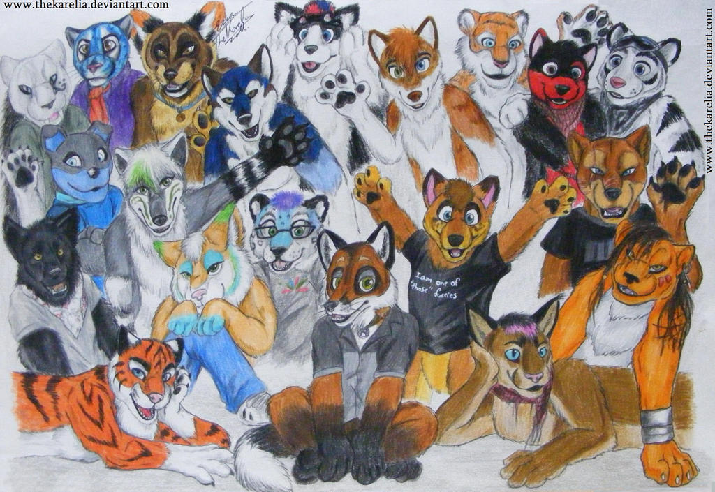 Furries deviantart