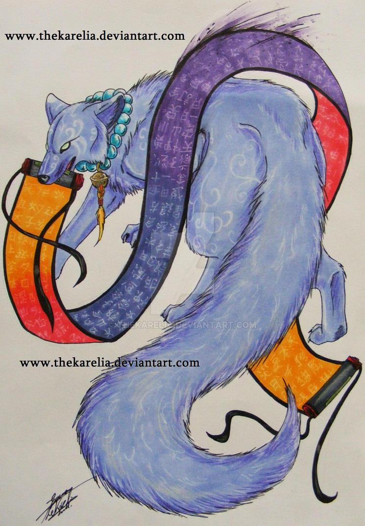 Foxy Spirit by TheKarelia