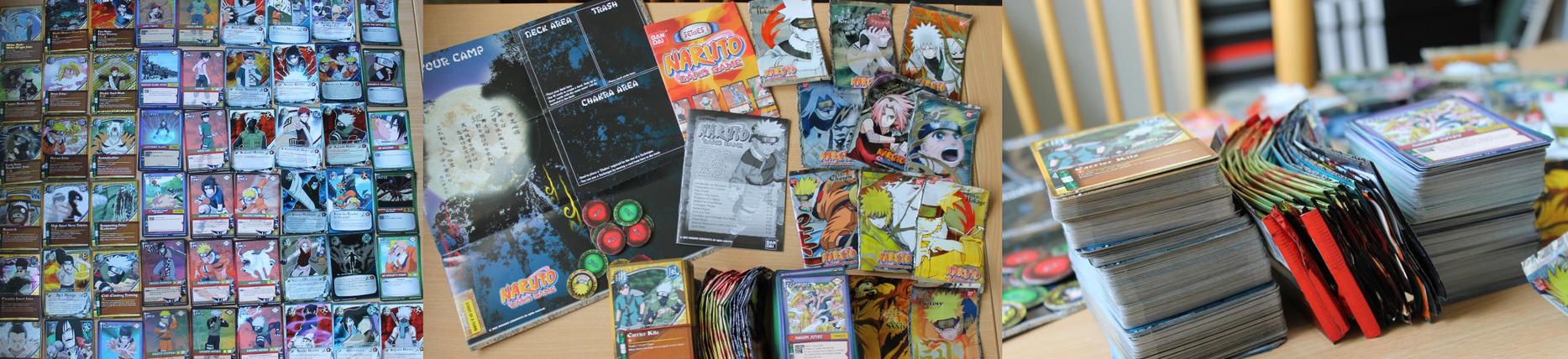 Naruto Cards Collection by TheKarelia