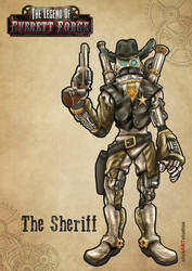 The Sheriff by ochie4