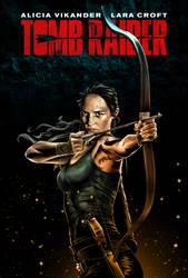 Tomb Raider Movie 2018 Poster 02