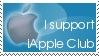 iApple Club stamp_kiriu89 by iApple-Club