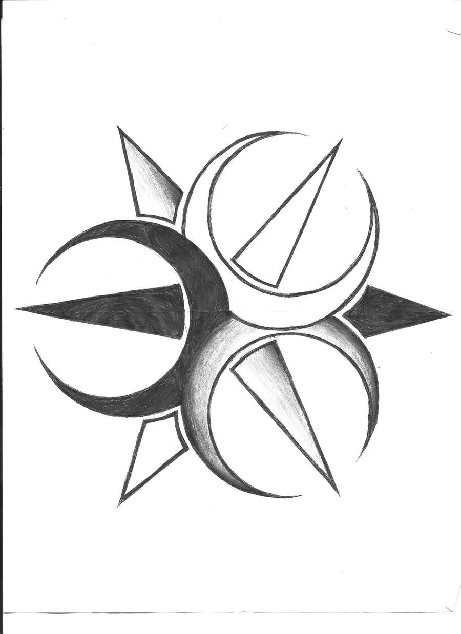 the gallery for odins ravens symbol. Black Bedroom Furniture Sets. Home Design Ideas