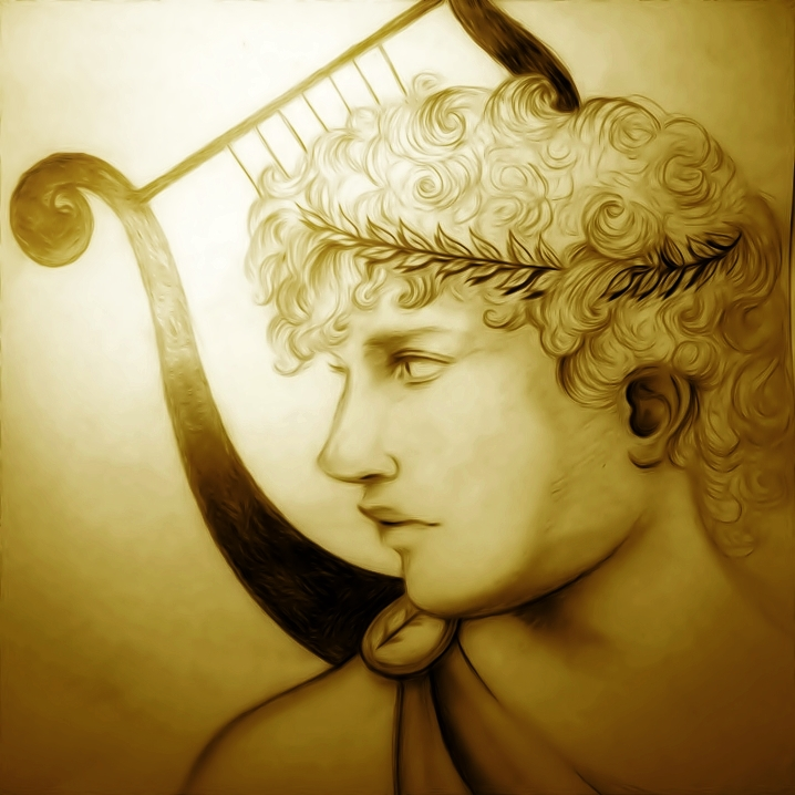 Apollo God of Sun by LoptrDottir on DeviantArt