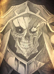 Ainz Ooal Gown by im-a-noob-damnit
