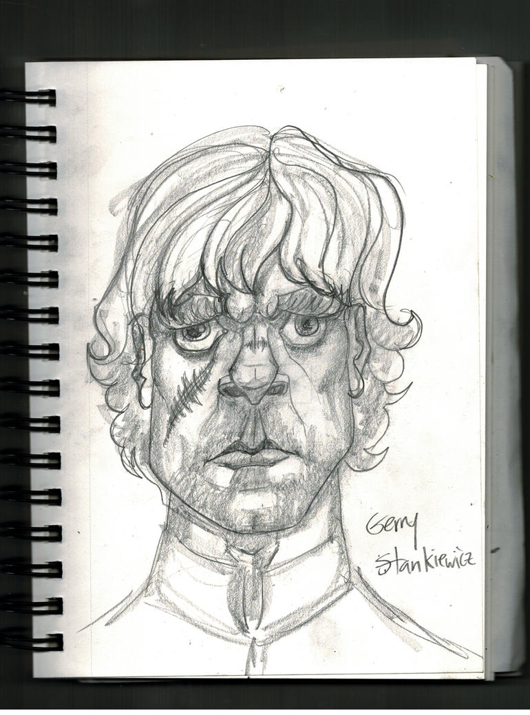 TyrionLannister Post Battle of Blackwater by Stnk13
