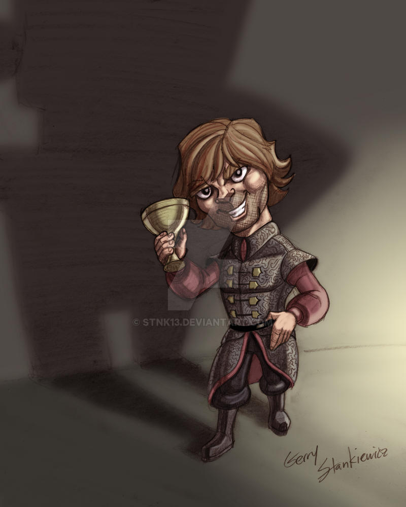 Tyrion Lannister by Stnk13