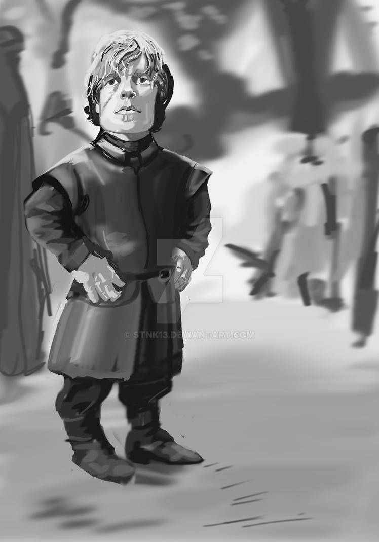 Tyrion Digital Painting Study by Stnk13