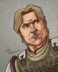 Jamie Lannister Kingsguard