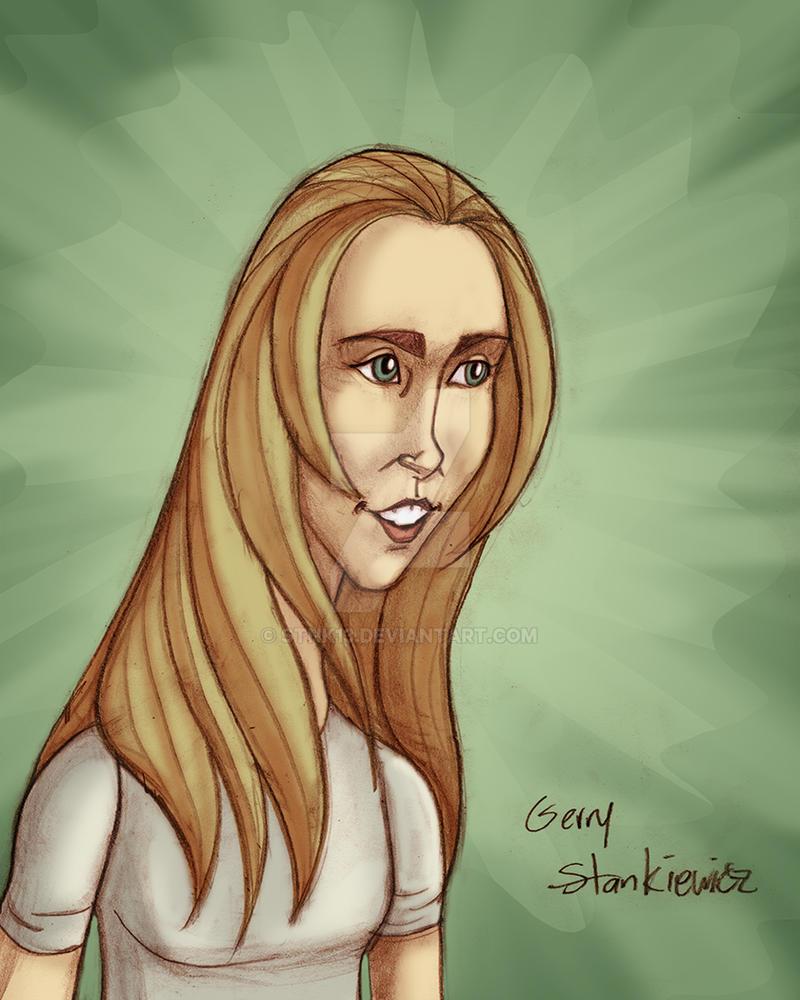 Lindsay by Stnk13