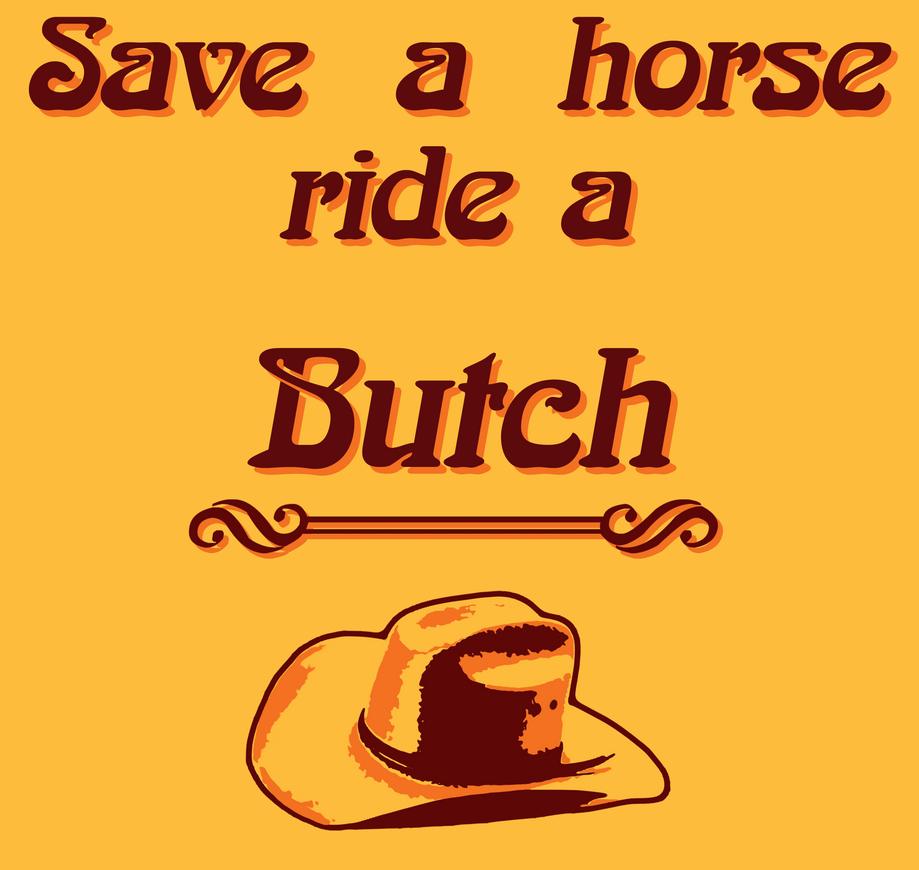Ride a Butch by borzoigod