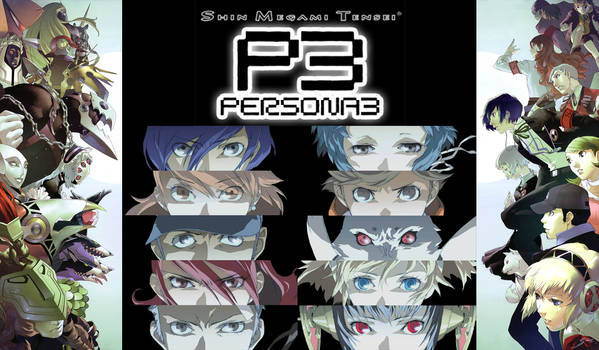 Persona 3 Wallpaper by ornitiadanz