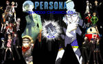 Persona 3 and 4 Wallpaper