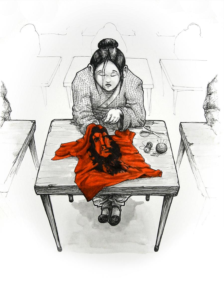 Che Guevara's Paradox by Maosorius