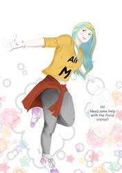 Minori Yagi (compleated) by ReikaReigawa