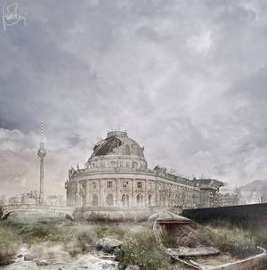 bode museum  by franzibo