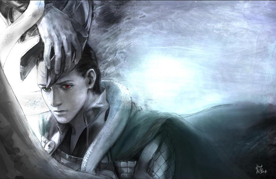 Loki by RenzoCAT