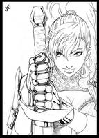 O C Armor...name?? by Julio-Leo