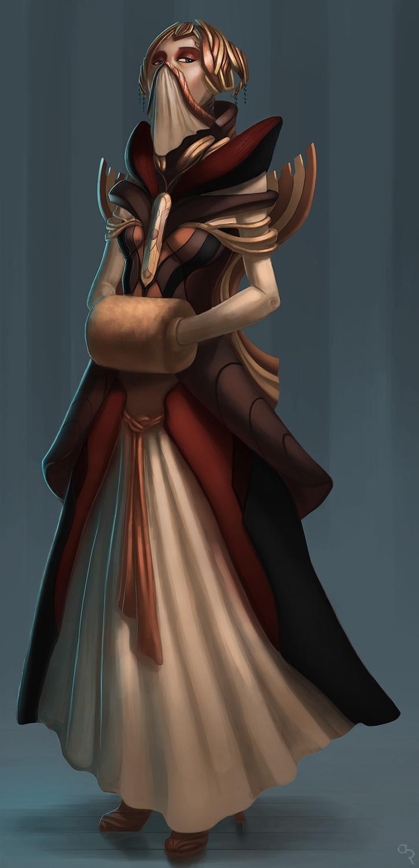 SE_Aristocratic Woman by AdamRoush