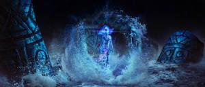 Atlantis Crystal Kida