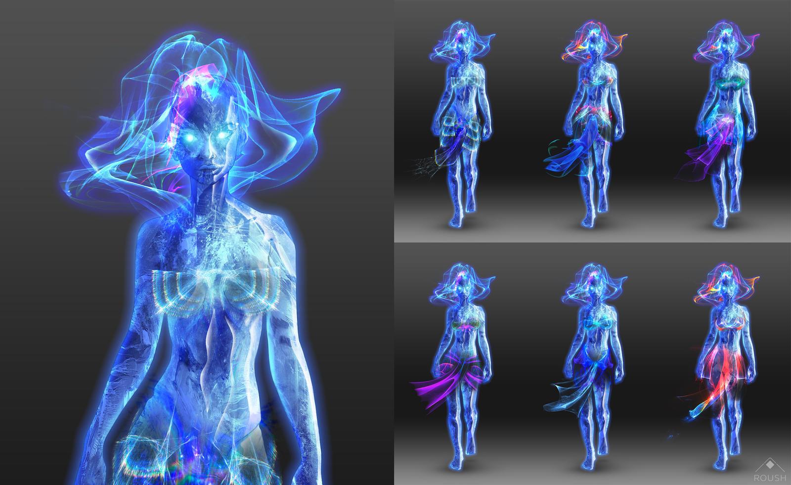 Kida - Crystal Design by AdamRoush