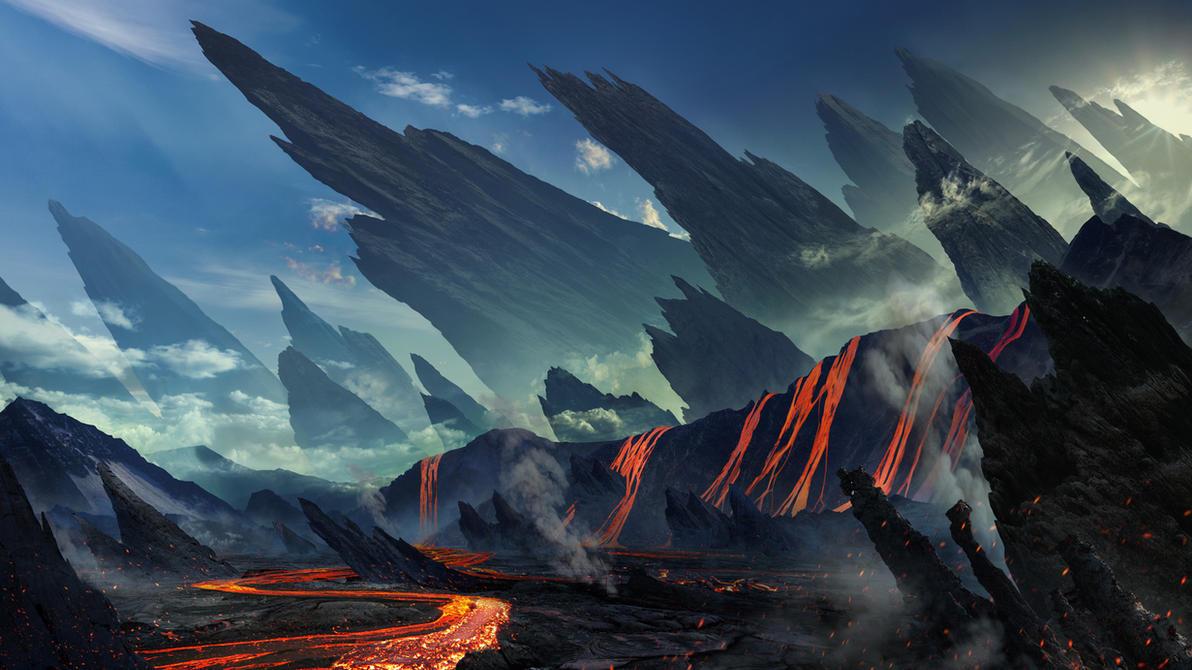 Lava Land by AdamRoush