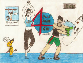 Project Smash 4: At the Gym by longarms07