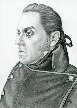 Inspektor Javert (Jeremy Secomb)