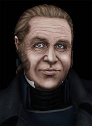 Michael Ball as Inspector Javert