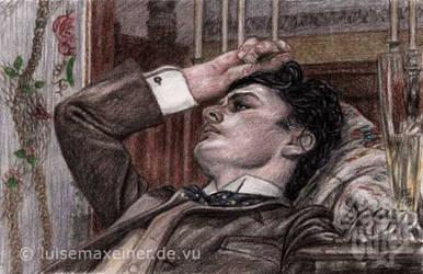 Ludwig II. :seconda: 11 by luisemaxeiner