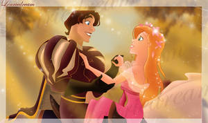 Enchanted - Giselle - Prince by Laurine-Tellier