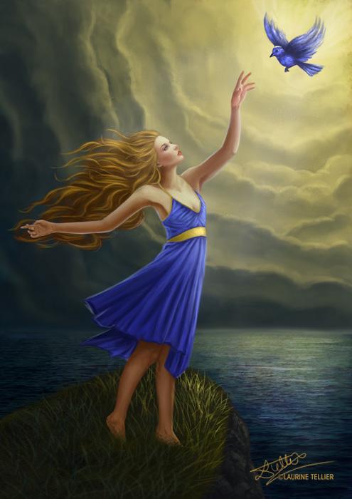 Hope - Lumina by Laurine-Tellier