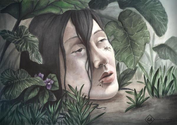 closer to nature by GorchakovArtem
