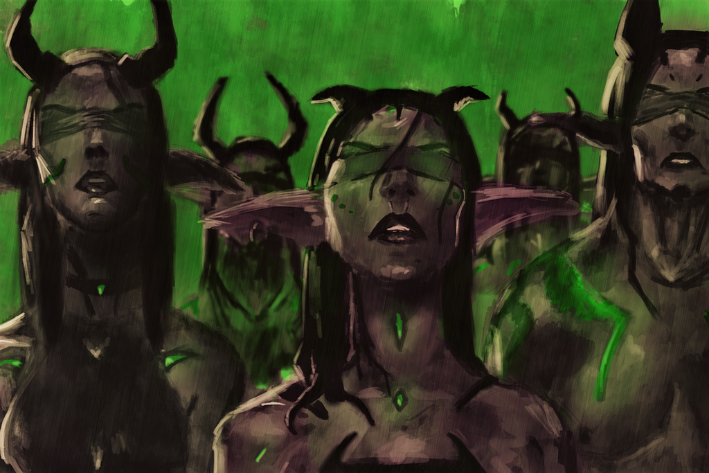 The Illidari by Reipher