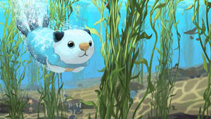 Oshawott: Dive