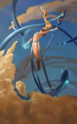 Divine Wind by aocom