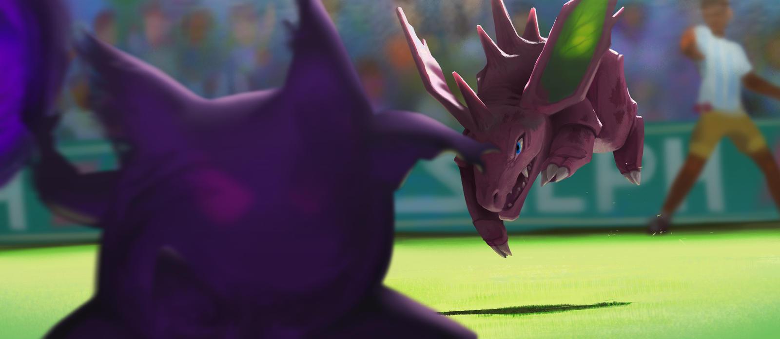 Pokemon by aocom on DeviantArt