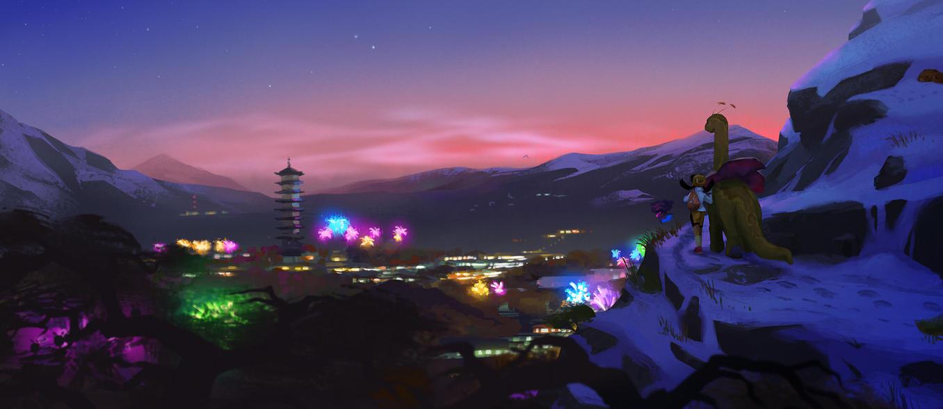Mt. Silver by aocom