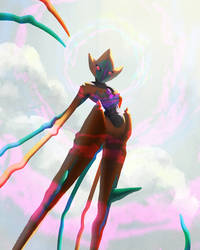Deoxys by aocom